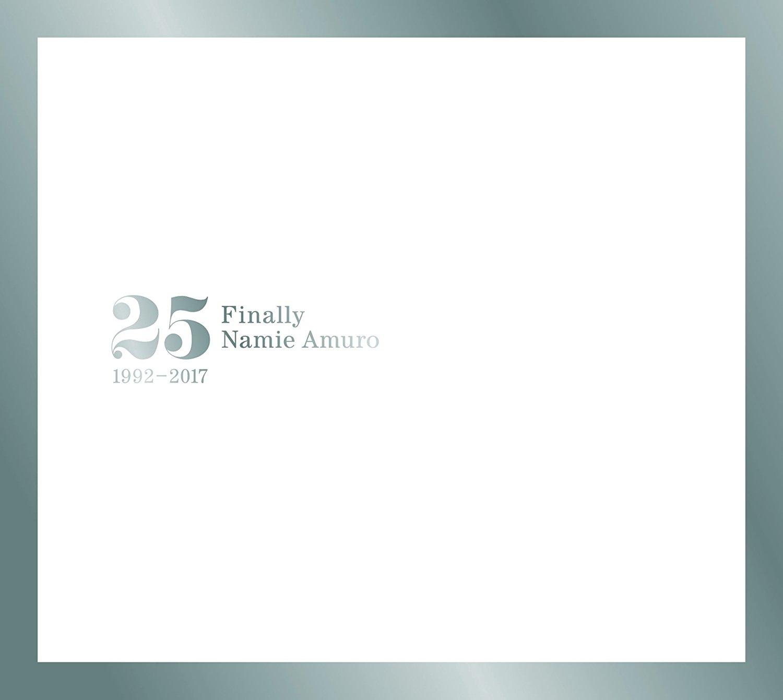 安室奈美恵アルバム予約方法!最新2017「Finally」特典、最安値などまとめ!